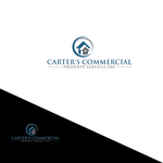 Carter's Commercial Property Services, Inc. Logo - Entry #68
