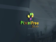 PixelFree Studio Logo - Entry #7