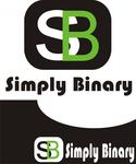 Simply Binary Logo - Entry #161