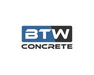 BWT Concrete Logo - Entry #379