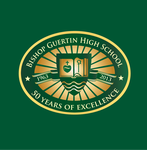 Bishop Guertin High School  (note the school also uses BG as the abbreviation) Logo - Entry #34