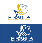 Piranha Energy & Consulting Logo - Entry #54