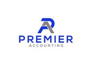 Premier Accounting Logo - Entry #382