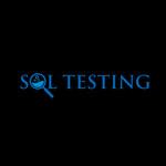 SQL Testing Logo - Entry #166