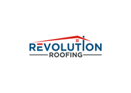 Revolution Roofing Logo - Entry #21