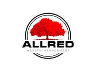 ALLRED WEALTH MANAGEMENT Logo - Entry #745