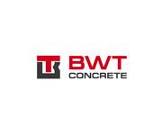 BWT Concrete Logo - Entry #204