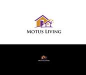 Motus Living Logo - Entry #12