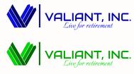 Valiant Inc. Logo - Entry #225