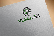 Vegan Fix Logo - Entry #197