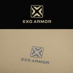 EXO Armor  Logo - Entry #128
