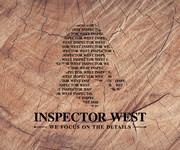 Inspector West Logo - Entry #29