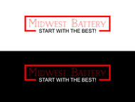 Midwest Battery Logo - Entry #68