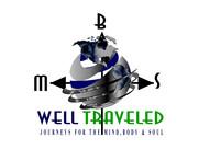 Well Traveled Logo - Entry #34