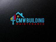 CMW Building Maintenance Logo - Entry #53