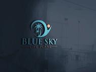 Blue Sky Life Plans Logo - Entry #201
