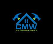 CMW Building Maintenance Logo - Entry #148
