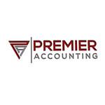 Premier Accounting Logo - Entry #119