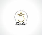 Five Star Logo - Entry #136