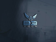 B3 Tech Logo - Entry #89