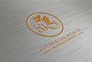 Golden Oak Wealth Management Logo - Entry #96