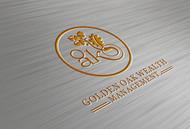 Golden Oak Wealth Management Logo - Entry #96