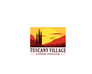 Tuscany Village Logo - Entry #132