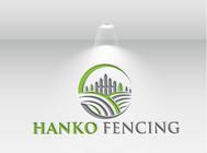 Hanko Fencing Logo - Entry #69