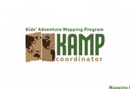 KAMPcoordinator : Kids' Adventure Mapping Program   Logo - Entry #8