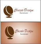 classic design furniture Logo - Entry #36