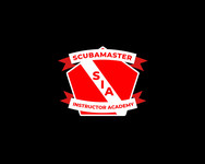 ScubaMaster Instructor Academy Logo - Entry #49