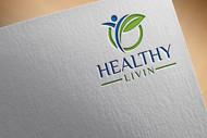 Healthy Livin Logo - Entry #412