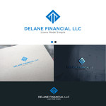 Delane Financial LLC Logo - Entry #25