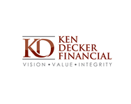 Ken Decker Financial Logo - Entry #157