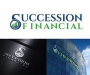 Succession Financial Logo - Entry #469