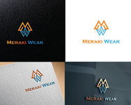 Meraki Wear Logo - Entry #274