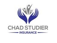 Chad Studier Insurance Logo - Entry #209