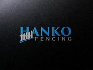 Hanko Fencing Logo - Entry #74