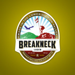 Breakneck Lager Logo - Entry #57