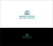 Montville Massage Therapy Logo - Entry #44