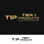 Tier 1 Products Logo - Entry #516