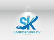 Sanford Krilov Financial       (Sanford is my 1st name & Krilov is my last name) Logo - Entry #207