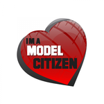 Logo Design For Charity: Model Citizens Fund - Entry #1