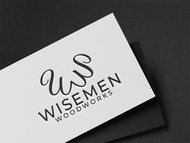 Wisemen Woodworks Logo - Entry #126