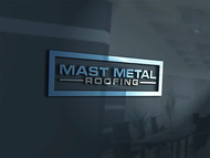 Mast Metal Roofing Logo - Entry #69