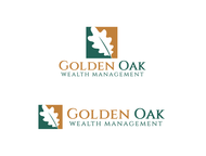 Golden Oak Wealth Management Logo - Entry #98
