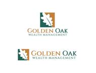 Golden Oak Wealth Management Logo - Entry #98