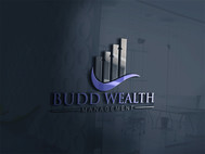 Budd Wealth Management Logo - Entry #36