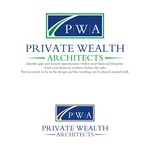Private Wealth Architects Logo - Entry #178