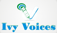 Logo for Ivy Voices - Entry #152
